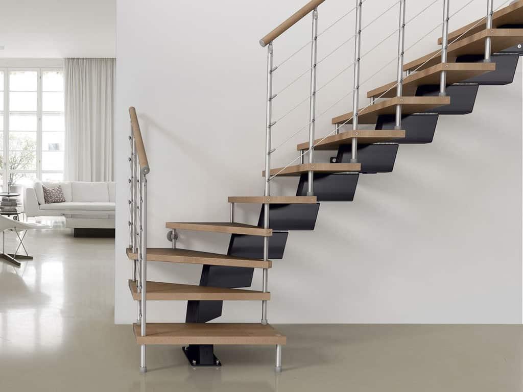 gamme escalier en kit c-assemblage