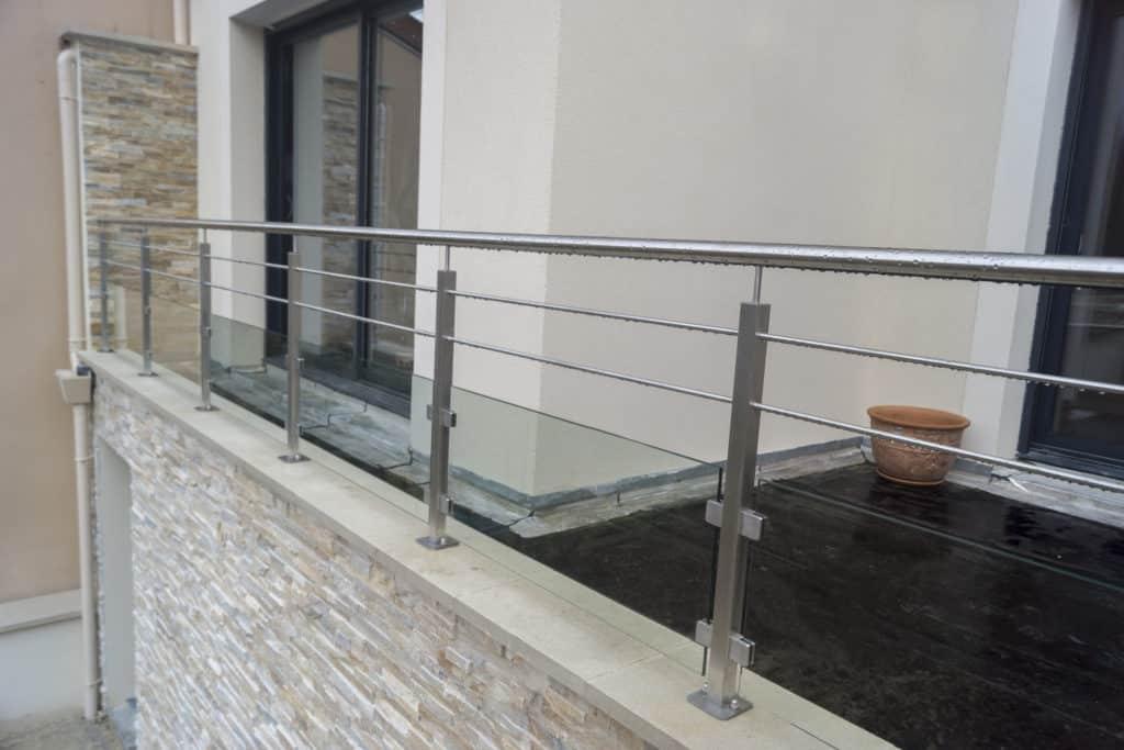 rampes et garde-coprs pour escalier