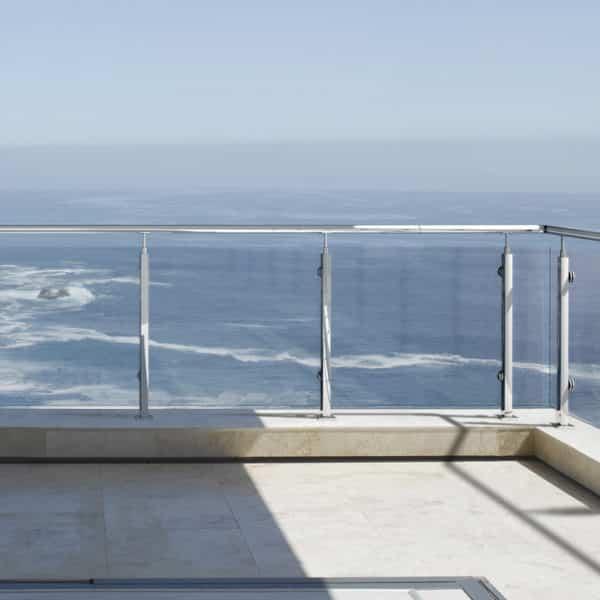 garde corps et balustrade design pour balcon