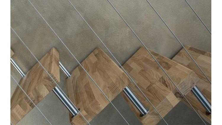 Escalier en bois : les différentes essences de bois