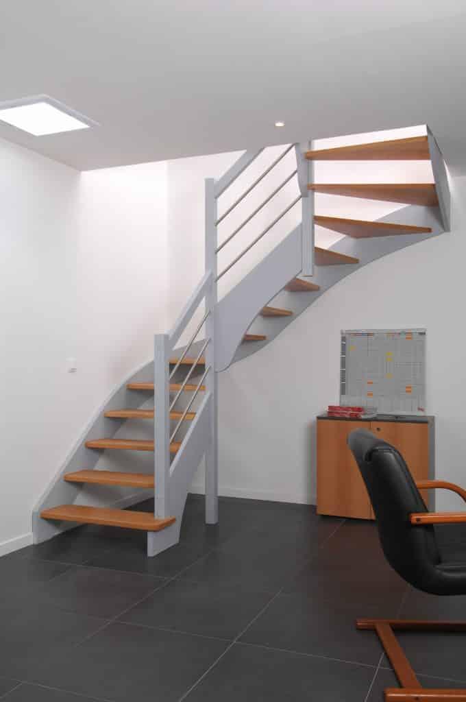Escalier Moderne Design En Bois