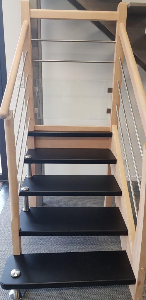 escalier en bois design de la magasin c-mon-escalier