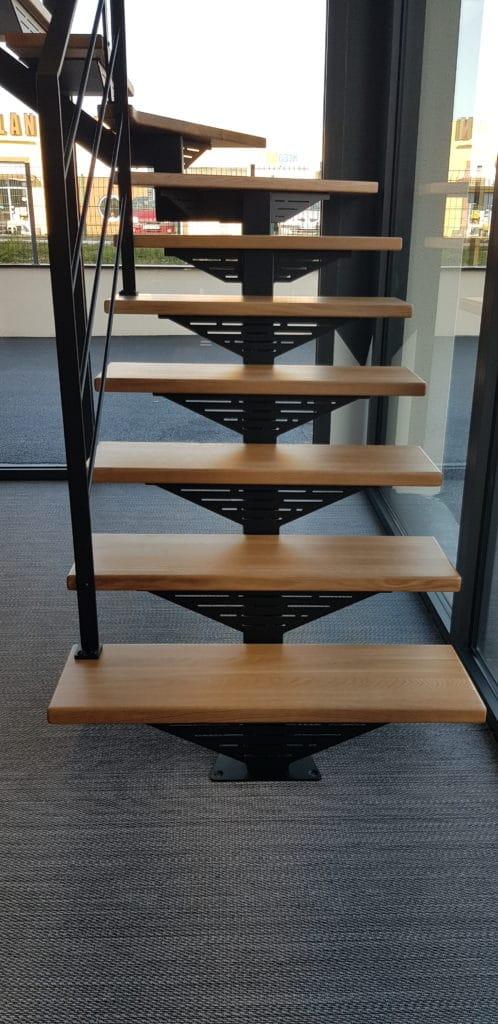 escalier en acier vendu à valence c mon escalier