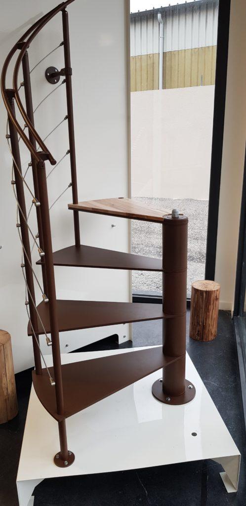 Escalier C Courbe