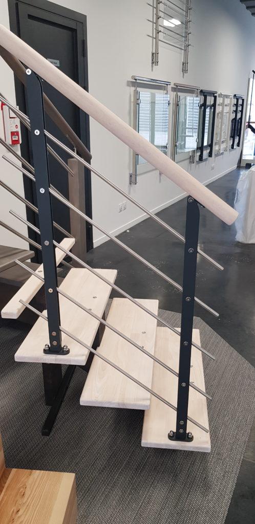 escalier en bois boutique à valence c-mon-escalier