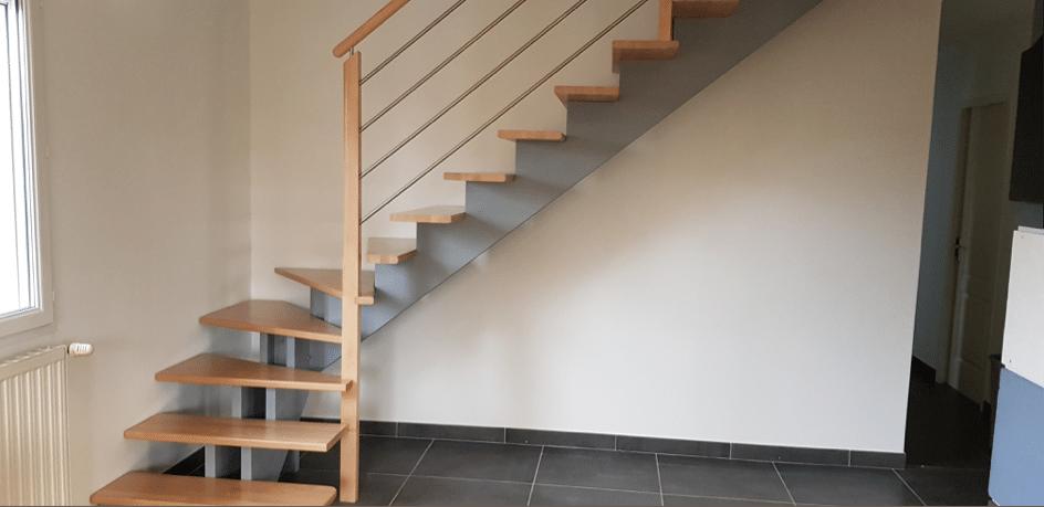 achat escalier en bois de chez c mon escalier