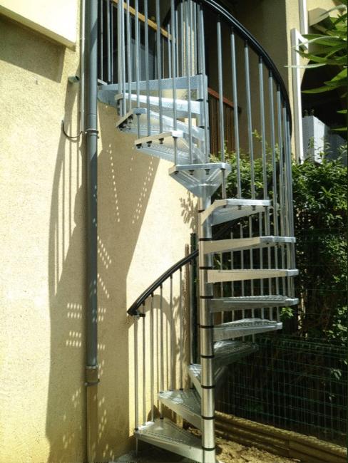 escalier en kit pour exterieur